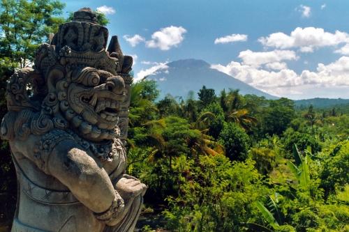 остров Бали, остров богов