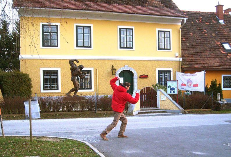 Дом Шварценеггера в Австрии
