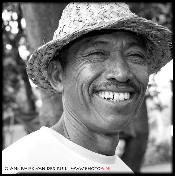Балийская улыбка