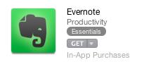 Что такое Evernote