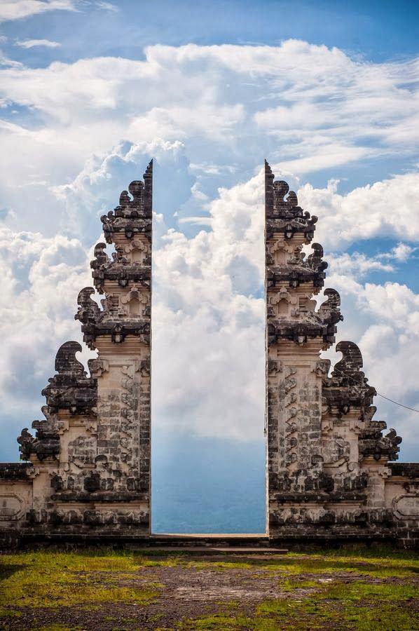 Храм Pura Penataran Agung Lempuyang