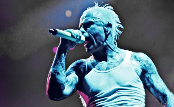 Концерт Prodigy 2015