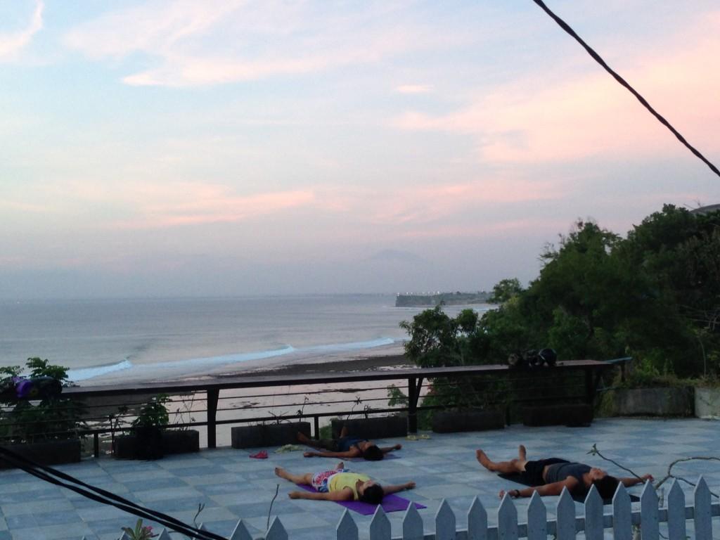 Отчет по целям - Uluwatu Yoga Studio - лучшее место для йоги на Бали, с видом на океан!