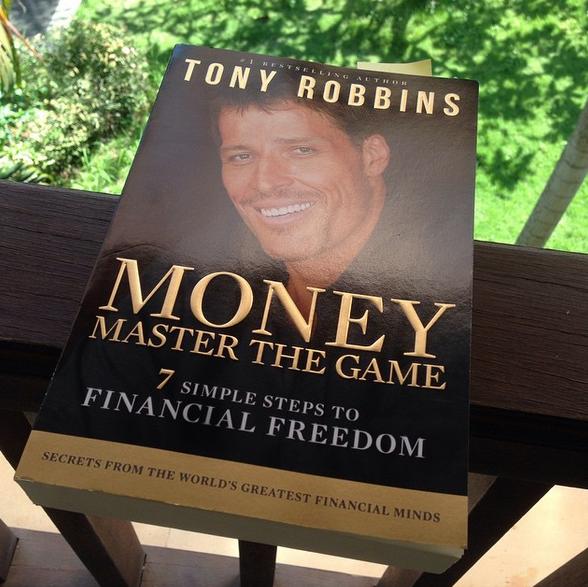 Тони Роббинс Деньги