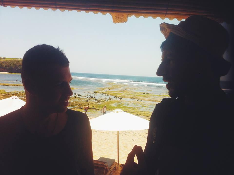 Вместе на Бали