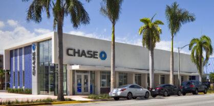 Cчет в банке США, Chase
