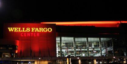 Cчет в банке Wells Fargo