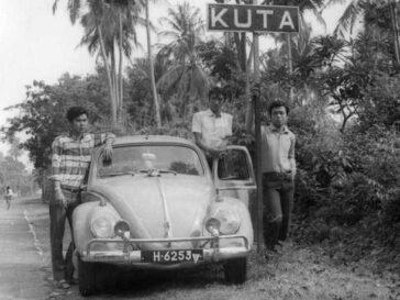 Kuta - Bali, очень давно