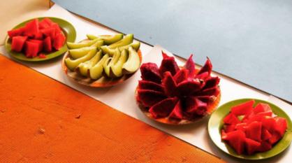 Плюсы жизни на Бали - Всегда свежие фрукты на Бали