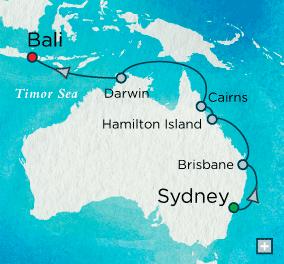 Плюсы жизни на Бали - В Австралию с Бали