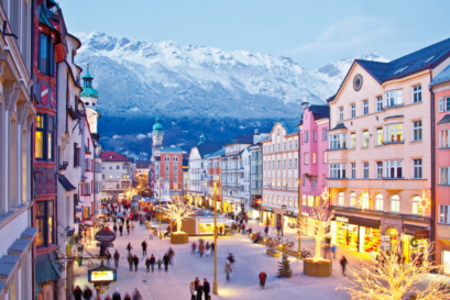 Иннсбрук, Австрия