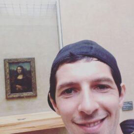 Мона Лиза и селфи
