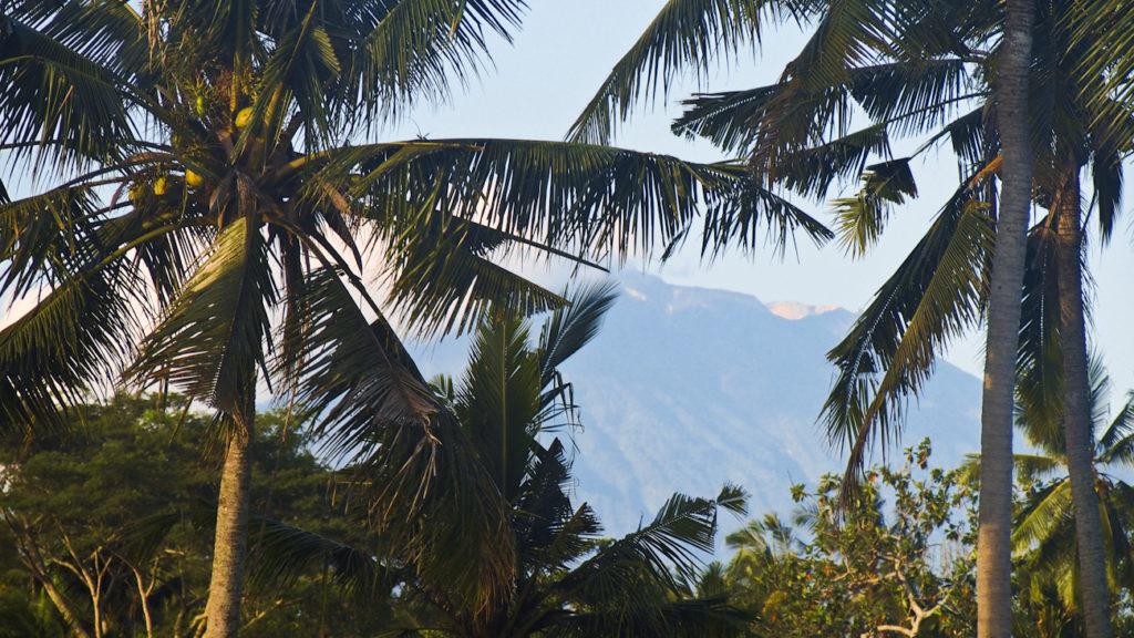 вулкан Агунг Бали