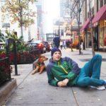 Жизнь в США Видео с поездки в США в Чикаго и Нью-Йорк: Один дома, Концерт Земфиры