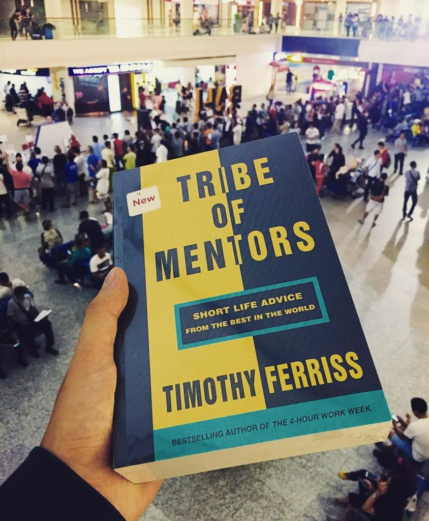 tribe of mentors tim ferris